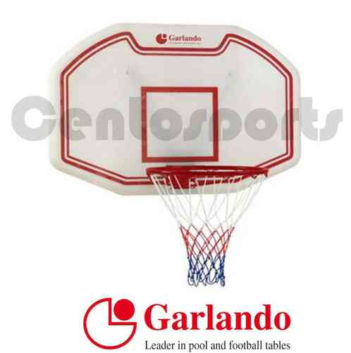 GARLANDO TABELLONE DA BASKET SEATTLE CM 110 X 70
