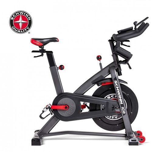 SCHWINN IC8 INDOOR CYCLING BIKE
